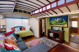 how to shoo car interior at home houzz tv see a funky home made from streetcars