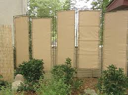 Privacy Walls For Patios by Bohemian Backyard Archive Home U0026 Garden Television Outdoors