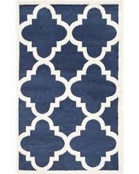 Safavieh Indoor Outdoor Rugs Amazing Deal On Safavieh Amherst Navy Indoor Outdoor Rug 2 6 X4