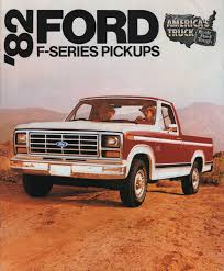 Ford F150 Truck Height - the little engines that could part 6 1982 was the height of
