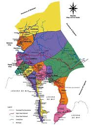 Un Map Rizal Provincial Government Official Website