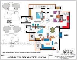 Floor Plan And Perspective Noida Delight Associates A Real Estate Portal Page 5
