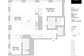 2 Bedroom Condo Floor Plans See Floorplans For David Chipperfield U0027s Bryant Park Condos Curbed Ny