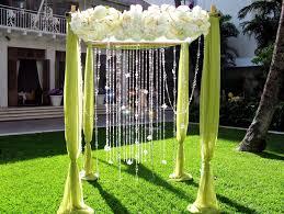 decorating ideas for backyard wedding reception mystical designs