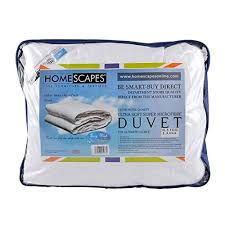 10 5 Tog Duvet Kingsize Homescapes Ultrasoft Super Microfibre 10 5 Tog King Size