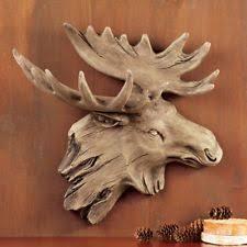 Christmas Moose Home Decor Moose Decor Ebay