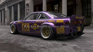 nissan 240sx widebody wide body pandem rocket bunny nissan s14 boss street performance