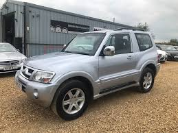 used mitsubishi shogun suv 3 2 di d warrior 3dr in northampton