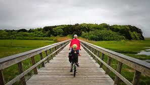 cape cod weekend getaway by bike ferry and train u2014 bikabout