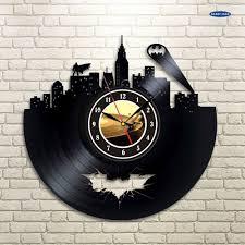 online get cheap superhero wall clock aliexpress com alibaba group