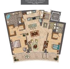 House Plans Websites by Plaza At Oceanside Pompano Beach Floor Plans