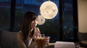 luna lamp a moon lantern that brings romance into your living