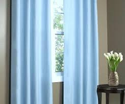 awesome light blue curtains or cool tan and blue curtains and