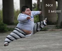 Running Kid Meme - awesome fat asian kid meme running a marathon for those who can t