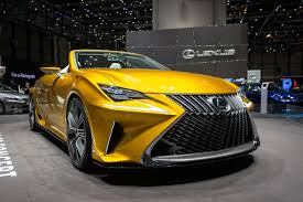 lexus yellow live lexus at the 2015 geneva motor show lexus