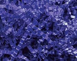 gift basket shredded paper blue shredded paper etsy