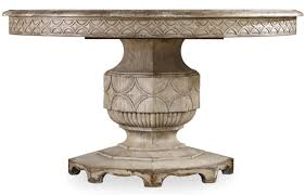 hooker furniture chatelet round dining table with carved apron hooker furniture chatelet round dining table item number 5350 75203