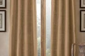 Smocked Burlap Curtains Eyelet Curtain Curtain Ideas
