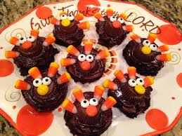 Where To Buy Candy Eyes Bolling With 5 Thanksgiving Turkey Brownies