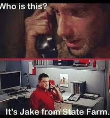 Jake State Farm Meme - unique 48 best jake from state farm images on pinterest wallpaper