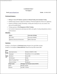 Resume Samples In Ms Word by How To Create Resume In Ms Word Free Resume Example And Writing