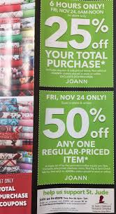 joann fabrics black friday ad sale info and deals for 2018