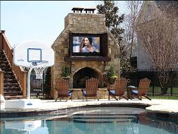 Backyard Home Theater 10 Backyard Movie Theaters That Are Fancier Than Amc