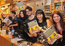 pictured foodie stars the hemsley sisters wow the crowd at