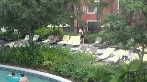 Backyard Pool With Lazy River by Orange Lake Resort Orlando Lazy River Pool Area Youtube