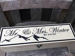 wedding gift holder wine box wine bottle holder fight box couples gift