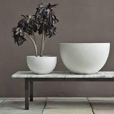 terrarium design amazing white modern planter tall outdoor