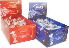 lindt halloween candy lindt lindor truffles milk or dark chocolate 60ct