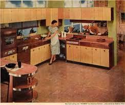 Kitchen Cabinet History 13 1950s Kitchen Cupboards 1950s 60s Retro Vintage Kitchen