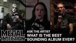 best photo album ask the artist what is the best album metal