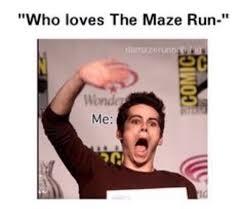 Runner Meme - 128 best the maze runner memes images on pinterest maze runner