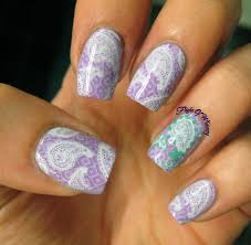 nail designs light purple beautify themselves with sweet nails