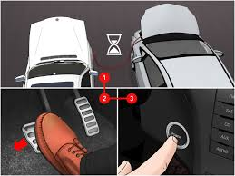 3 ways to start a toyota prius us wikihow