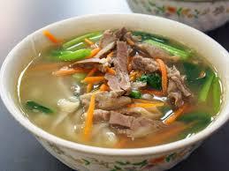 cuisine chinoise recettes soupe chinoise à l agneau recette chinoise cuisine de la chine