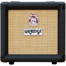 guitar speaker cabinets orange amplifiers ppc108 micro dark 20w 1x8 guitar speaker cabinet