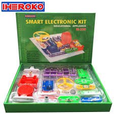 Aliexpress Com Buy New Creative Electronics Blocks Kit Kids Toys