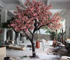 wedding decorations wholesale source customized 2 8m artificial cherry blossom tree in wedding
