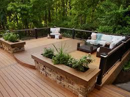 Backyard Deck Ideas Backyard Deck Plans Free Small Deck Ideas On A Budget Basic Deck