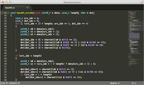 design text editor using c sublime text 2 arguably the best modern text editor with a very
