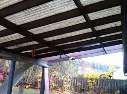 Clear Patio Roofing Materials Best 25 Corrugated Plastic Roofing Sheets Ideas On Pinterest