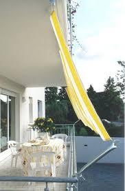 berdachung balkon sonnenschutz balkontur ohne bohren marcusredden