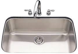 Stainless Steel Undermount Kitchen Sink  Liberty Interior  The - Kitchen sink brand reviews