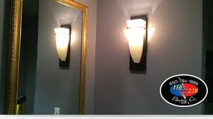 Installing A Wall Sconce Millbrae Wall Sconces Installation Services Wall Sconces Repairs