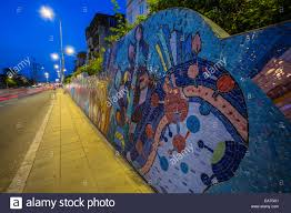 ceramic mural in hanoi vietnam stock photo royalty free image ceramic mural in hanoi vietnam