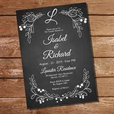 Couple Shower Invitations Engagement Party Invitations Chalkboard Couples Shower Invites
