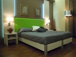 Hotel Beds Hotel Room Headboard For Double Beds Contemporary Fabric
